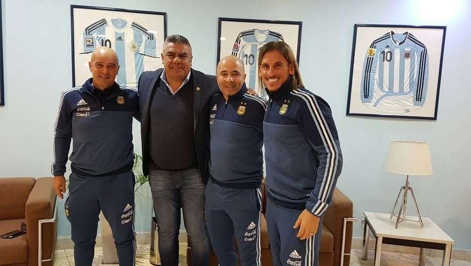 equipo tecnico argentino -andimol